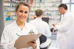 Auxiliar de Farmacia